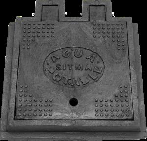 Marco y Tapa Caja de Válvulas de Agua Potable de polietileno